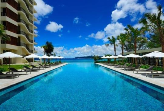 【玩水的季節不遠了!沖繩附私人海灘的旅宿特集】
