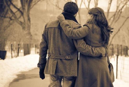 【愛情中男人要培養責任感,女人才會有安全感! 】