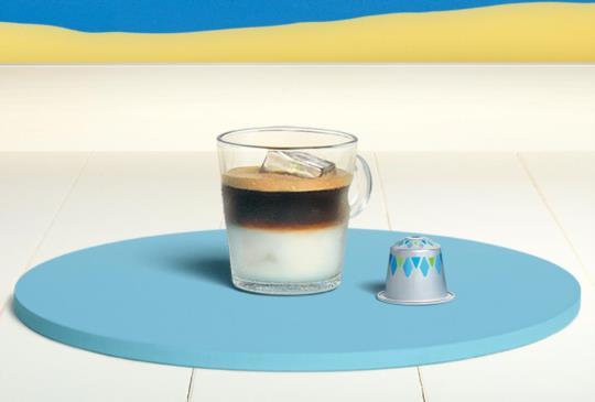【經典與創意Shake在一起的夏日好時光,Nespresso義式冰咖啡限量上市】