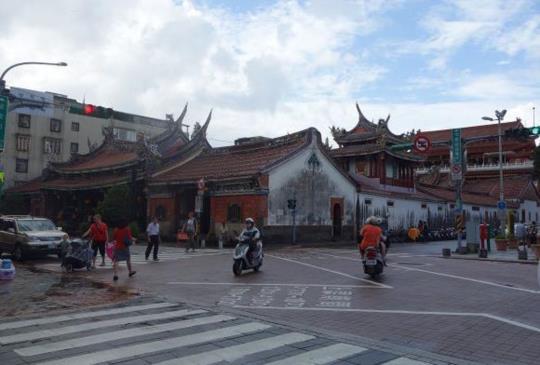 【認識台北】漫步「圓山」、「大龍峒」來趟城市小旅行