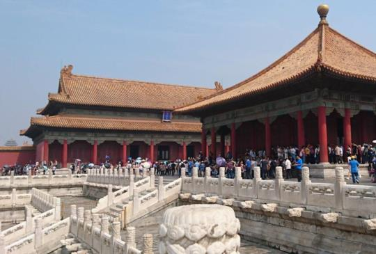 【北京】走進世界最大城市廣場 縱遊天安門到紫禁城