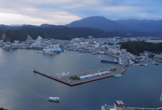 【日本】聽海踏浪遊和歌山