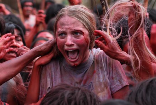 食人惡夢煉獄降臨《食人煉獄》10月16日全台上映