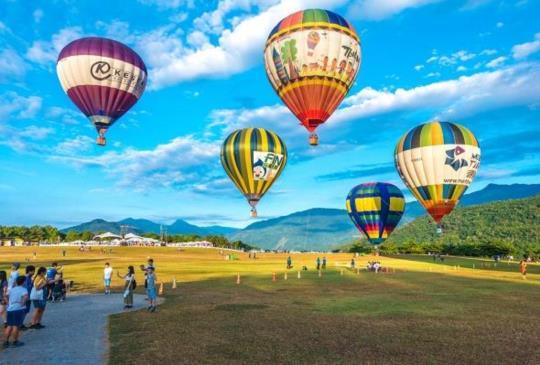 別說台東只有熱氣球!跟著在地人慢遊台東8大特色景點