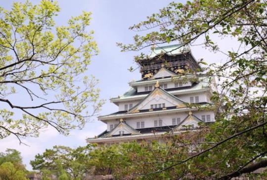 【日本】夏天!一起到關西地區追城堡吧