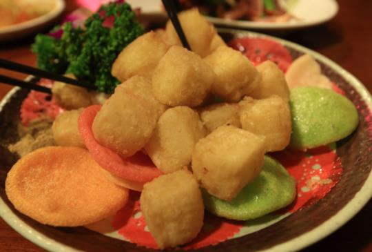 [宜蘭美食] 在地宴客菜~年年小館