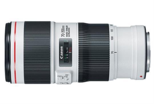 Canon 發表最新的小白,有二隻喔