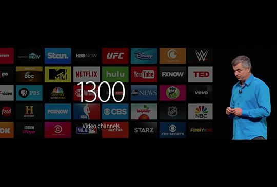 【WWDC 2016】新一代 tvOS 秋季登場,讓 Apple TV 更直覺好用