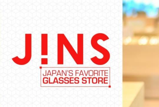 【JINS澀谷店:在不一般的眼鏡行 挑副屬於你的眼鏡】