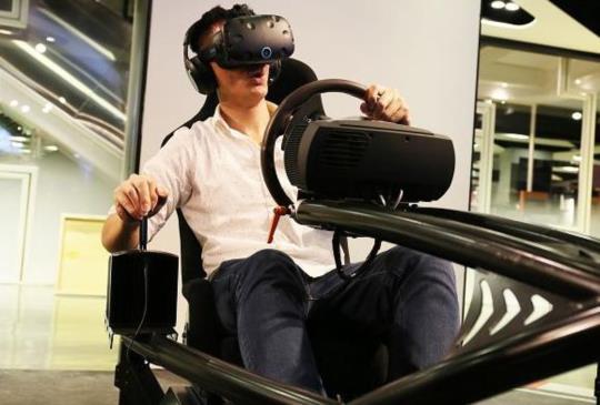 HTC 聯手三創打造首座 VIVELAND 虛擬實境樂園