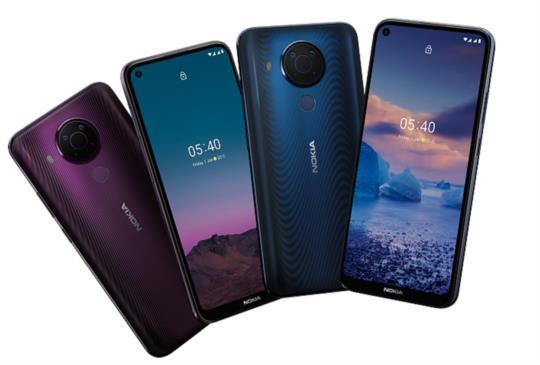 HMD 宣布推出六千有找入門款新機 Nokia 5.4
