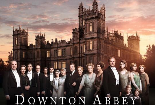 艾美獎史上最多獎項入圍英國影集《唐頓莊園》最終季登場