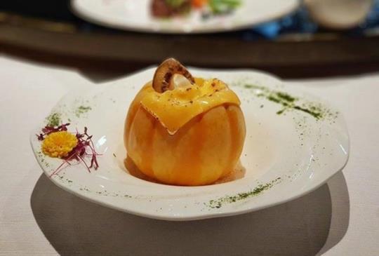 【香港米其林二星主廚來台,帶給你全新粵式星級饗宴套餐】