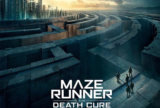 【在失序的世界,努力做出選擇的《移動迷宮:死亡解藥》!】