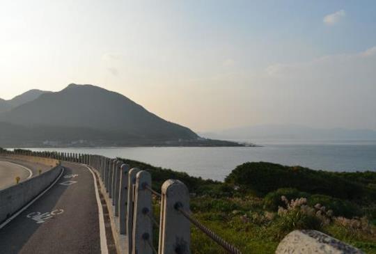 【台灣】東北角之美,騎單車環遊舊草嶺