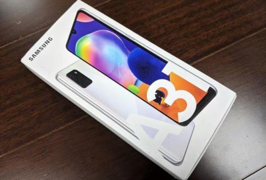 大電量、四鏡頭,中階萬元有找,三星 Galaxy A31 晶絢白開箱動手玩