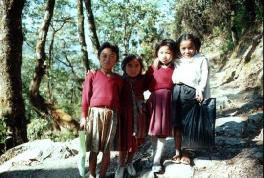 追憶尼泊爾之美(下):走進雪峰美景的喜瑪拉雅仙境