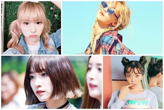 讓歐巴立刻愛上妳的5種韓妞髮型範本!