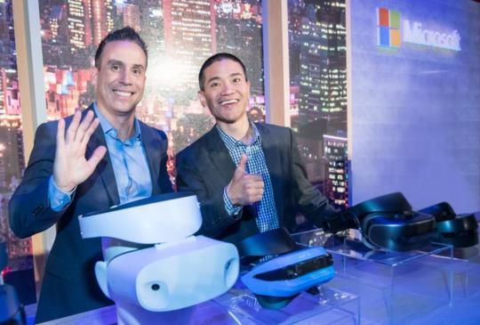 【COMPUTEX17】微軟介紹各款 Windows 10 裝置,強調創新與生態體系成長