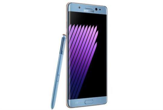 韓國三星承諾當地 Note 7 用戶未來半價換購 Note 8