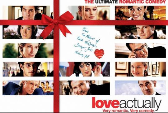 【聖誕假期精選電影《愛是您.愛是我》溫暖內心的每個角落】
