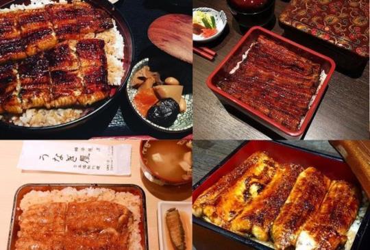 【鰻魚飯一級戰區,食盡台北「條通商圈」6大鰻魚飯專門店】