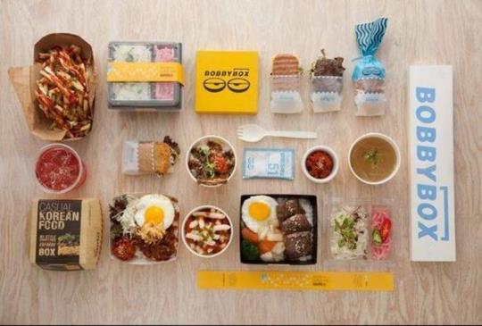 【新開幕!韓國「BOBBYBOX」韓食飯盒讓外帶變得超潮!】