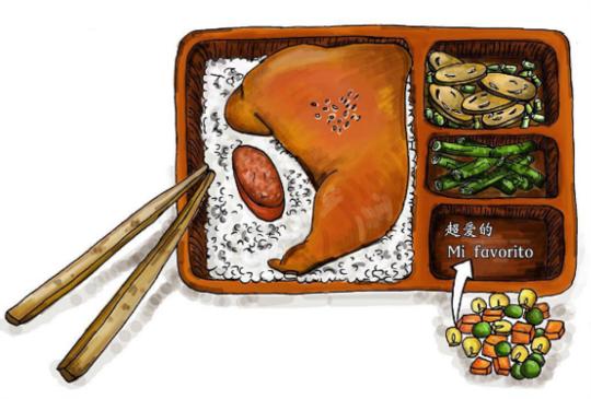【最愛便當裡的三色蔬菜那格?西班牙記者筆下的台灣日常好有趣!】