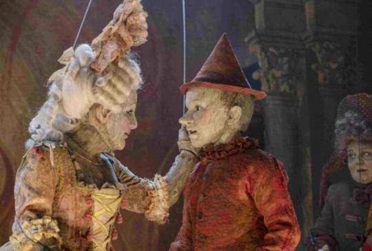 《皮諾丘的奇幻旅程》直指人性的提醒