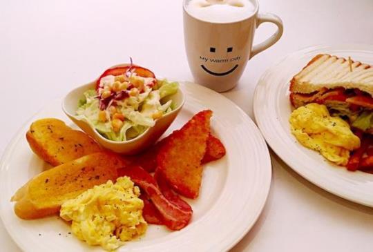 【台中早午餐】精選慢活時尚Brunch