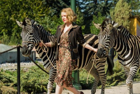 【《園長夫人:動物園的奇蹟》撫慰人們受傷的心靈。】
