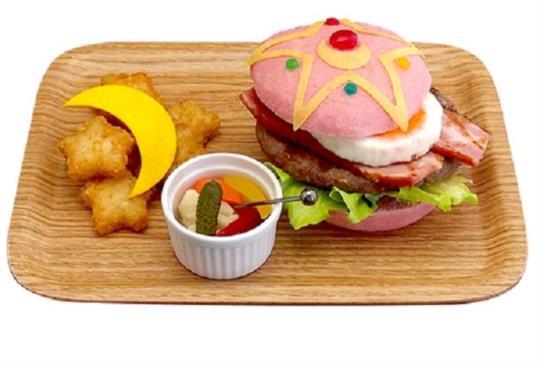 【期間限定!東京.美少女戰士展 推出超萌造型美食!我要代替月亮吃掉你!】