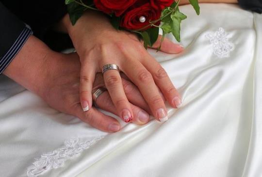 【戴上戒指後,交換的是下半輩子,不是彼此的隱私】