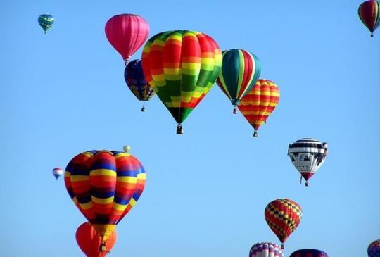 【乘坐熱氣球飛越石門水庫!桃園首屆熱氣球嘉年華即將登場 】