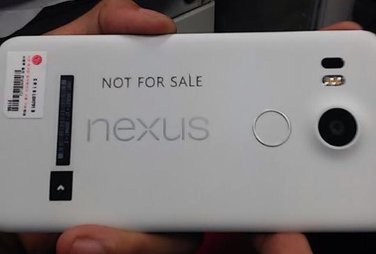 Nexus 5X 規格全都露,印度 Amazon 意外揭密