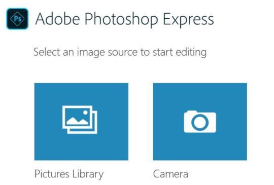 免費軟體推薦,Adobe Photoshop Express:一款支援多平臺的修圖軟體