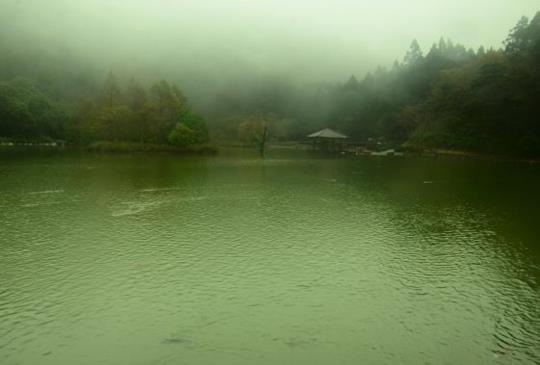 [攝影展]宜蘭北橫明池