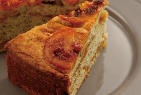 【咖啡店甜點自己在家做:燉香橙紅茶蛋糕】