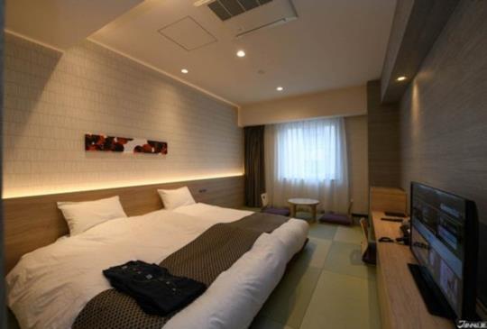 北海道小樽運河只要5分鐘新飯店推薦 HOTEL TORIFITO OTARU CANAL