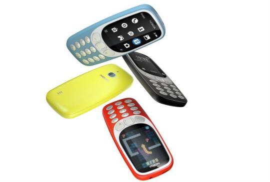 眾所期待 Nokia 3310 3G 版登台,明起開賣售價僅 1,990 元