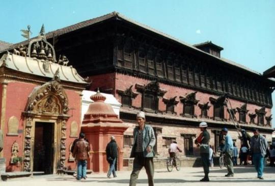 追憶尼泊爾之美(中):走訪異國風情的千年古城加德滿都