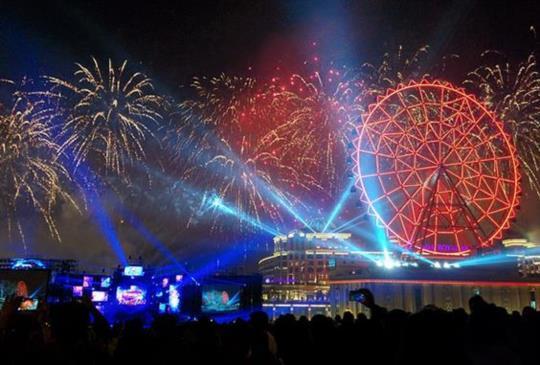 邁向2016新世界,攜手狂歡跨年夜【南台灣跨年地點】