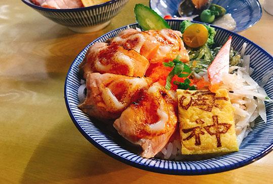 【海神】深夜日本料理,就在新竹市東門市場中