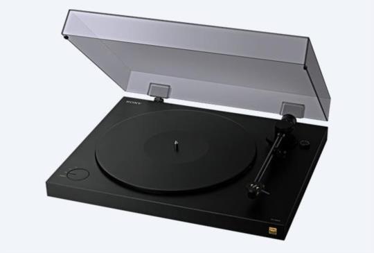 復古也可以很時尚,Sony 高科技的黑膠唱盤 PS-HX500 在香港推出