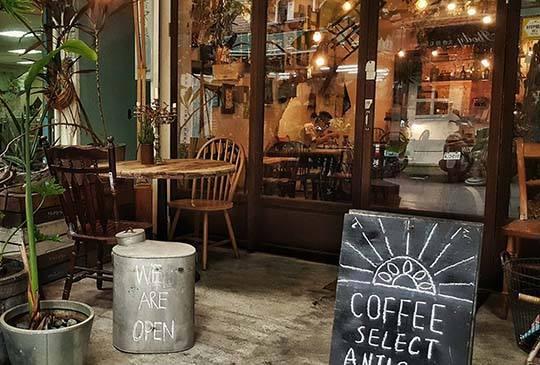 【悠閒午後與時間對話的巷弄夢幻咖啡廳:Merci Cafe】