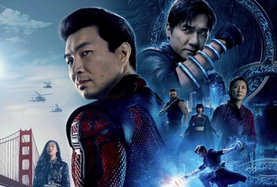 三重點看亞裔超級英雄《尚氣與十環傳說》