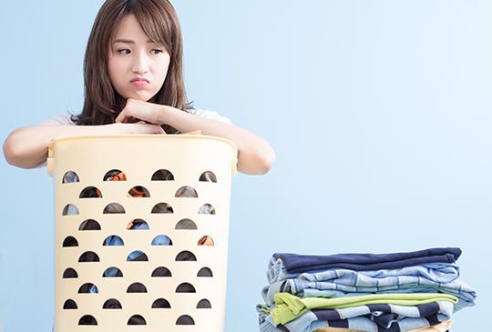 【生活智慧】大崩潰~洗衣服忘記拿出衛生紙、發票,超多紙屑怎麼辦!?快來神救援!