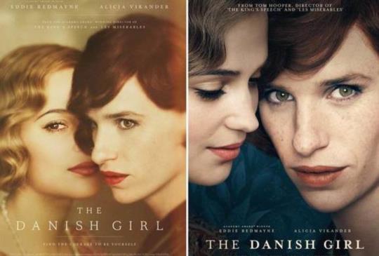《丹麥女孩》 勇敢面對或苟延殘喘?