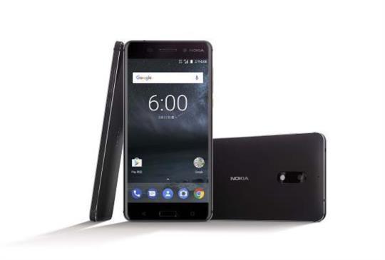 重返台灣鎖定中階市場,Nokia 6 明起開賣售價 7,790 元