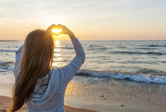 【放手,是為了得到幸福!問自己這件事,離開充滿謊言的愛情。】